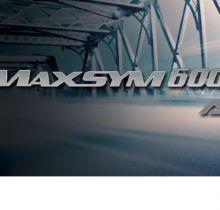 SYM MAXSYM 600 Aktion