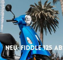 SYM Fiddle 125 ABS E5