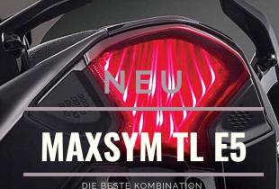 SYM MAXSYM TL E5